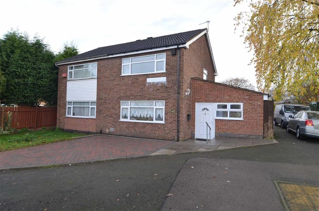 2 Bedrooms Semi Detached House for sale in Balisfire Grove, Anstey Heights