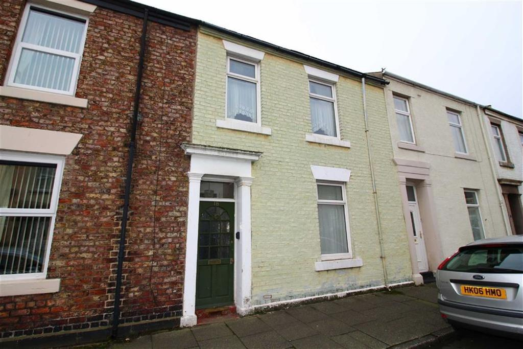 3 Bedrooms Terraced House for sale in Beaumont Street, North Shields