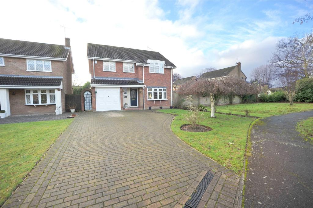4 Bedrooms Detached House for sale in Bayleys Mead, Hutton, Brentwood, Essex, CM13