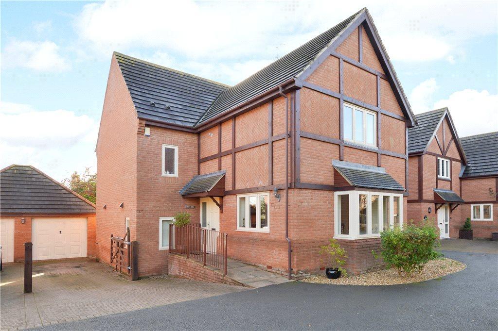 4 Bedrooms Detached House for sale in Walton End, Wavendon Gate, Milton Keynes, Buckinghamshire