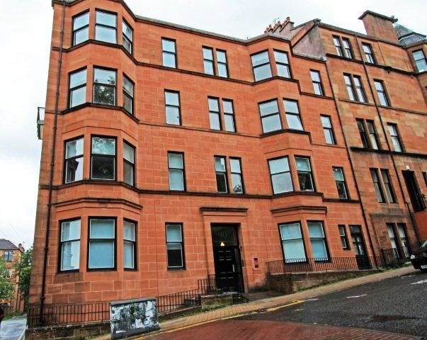 3 Bedrooms Duplex Flat for sale in 90 Great George Street, Hillhead, G12 8RY
