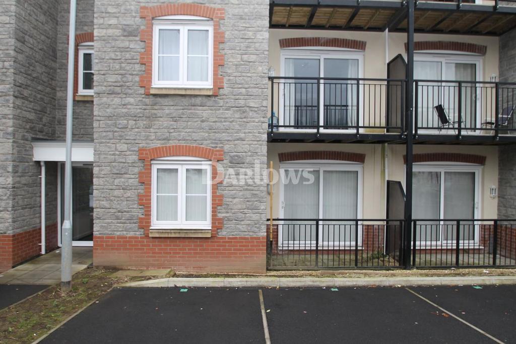 1 Bedroom Flat for sale in Heol Gruffydd, Rhydyfelin
