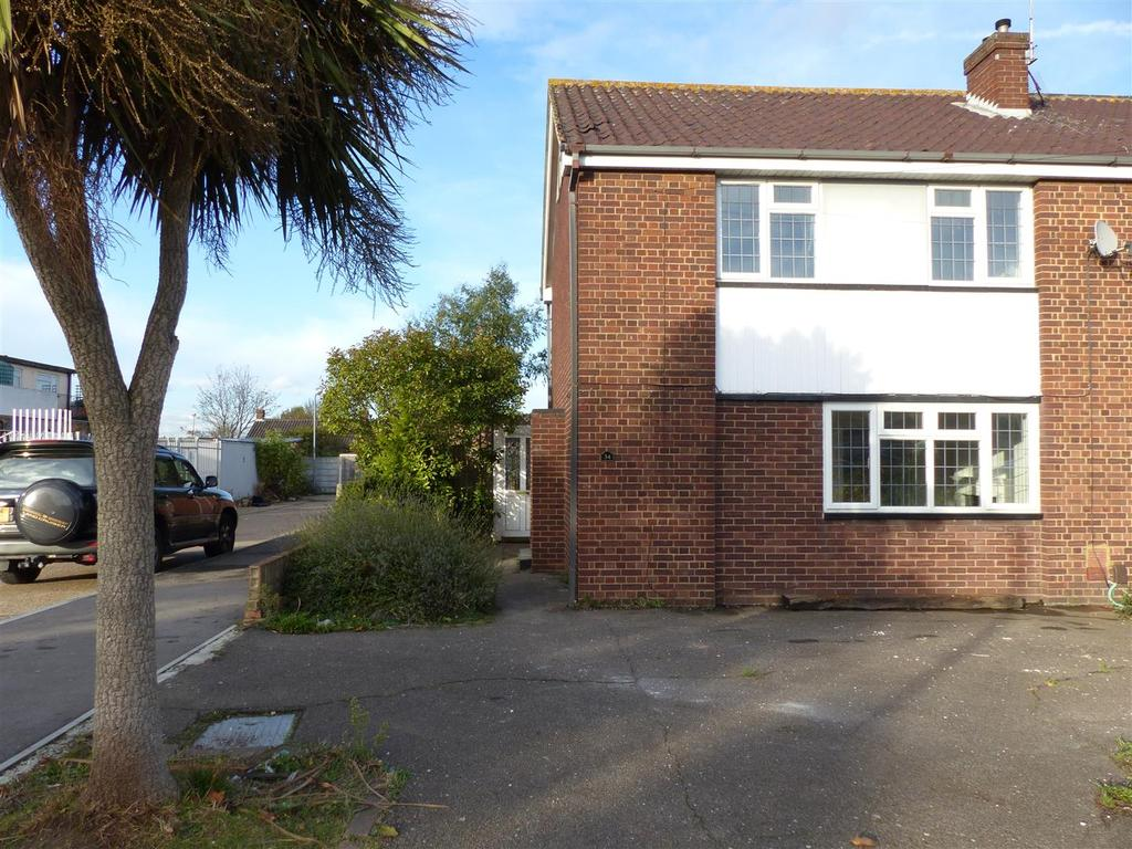 3 Bedrooms Semi Detached House for sale in Little Gypps Road, Canvey Island