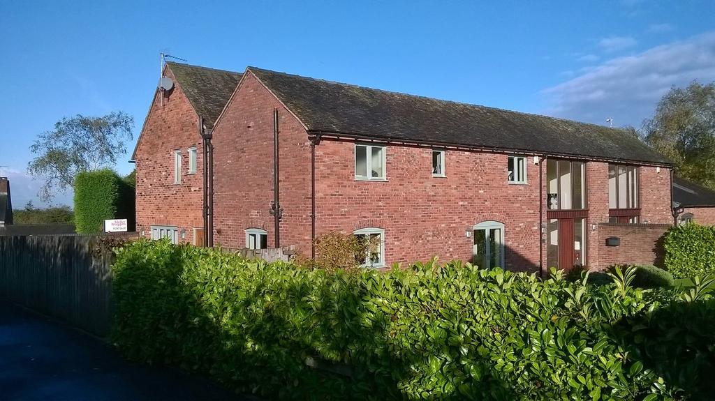 4 Bedrooms Barn Conversion Character Property for sale in Mill Lane, Scholar Green