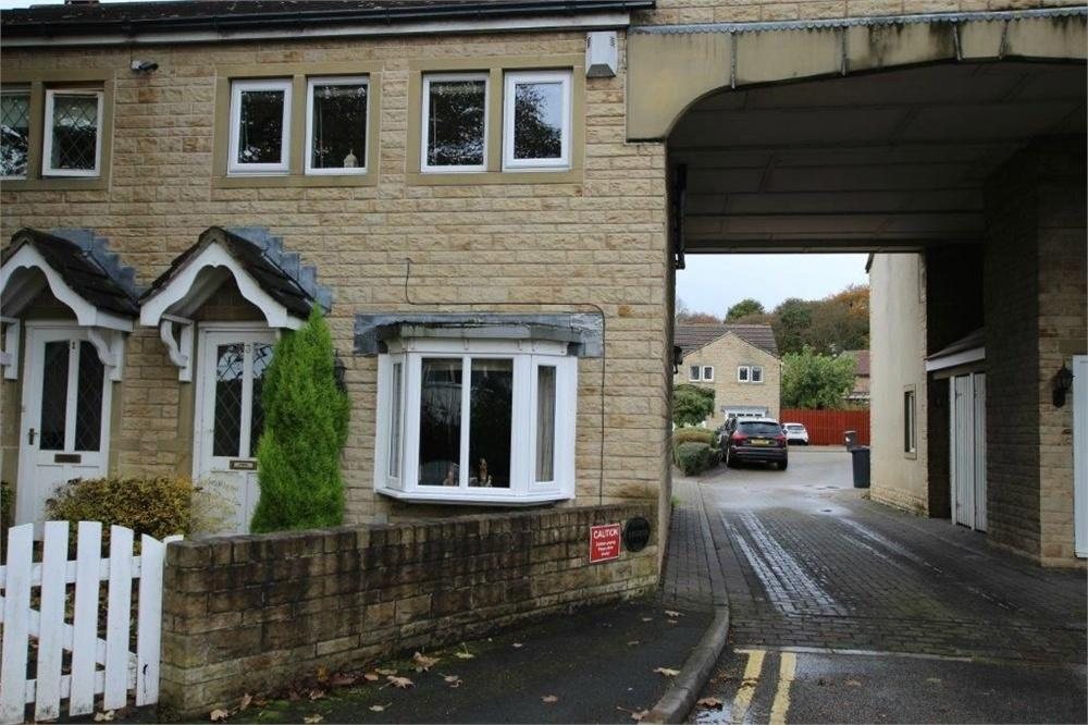 2 Bedrooms End Of Terrace House for sale in Russet Fold, LIVERSEDGE, West Yorkshire