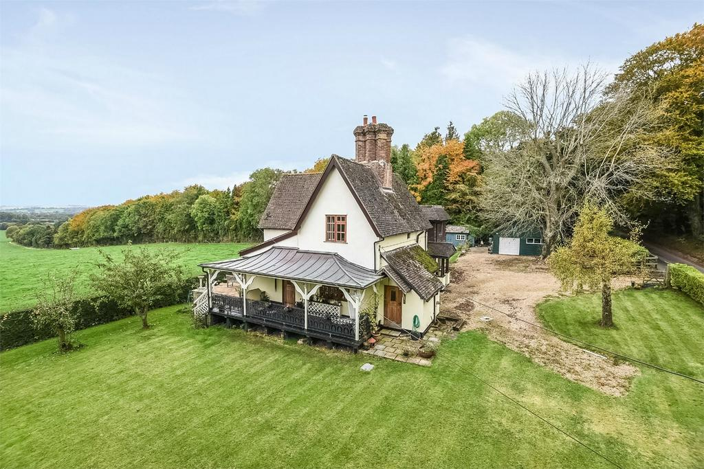 4 Bedrooms Detached House for sale in Hayden Lane, Warnford, Hampshire