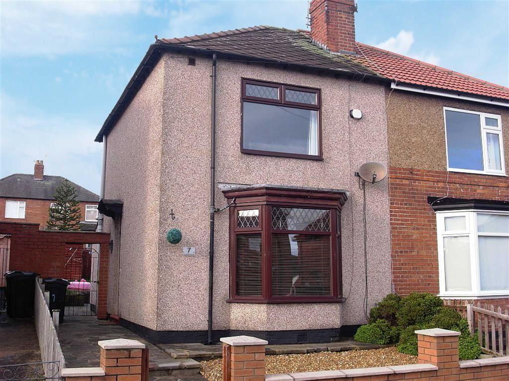 2 Bedrooms Semi Detached House for sale in Leyburn Road, Darlington