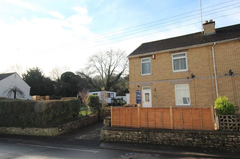 3 Bedrooms Semi Detached House for sale in Coombend, Radstock