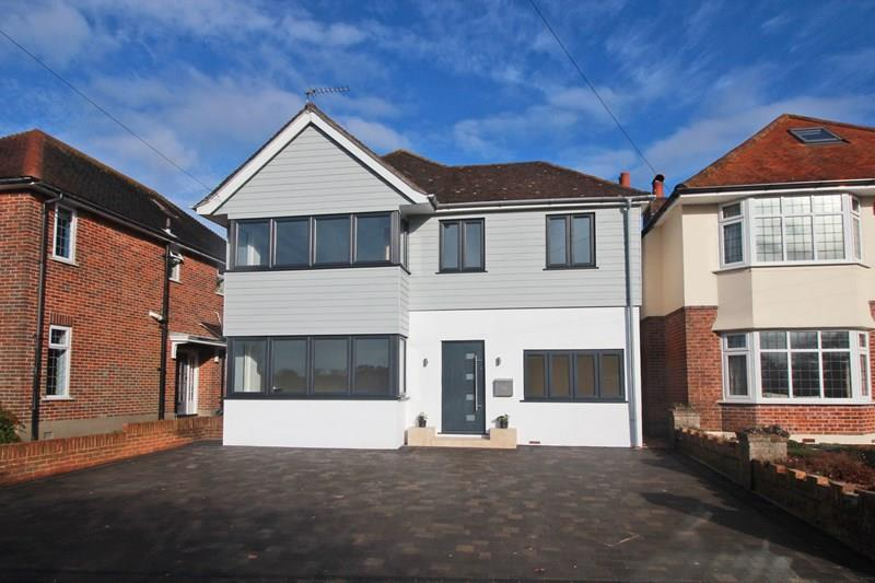 4 Bedrooms Detached House for sale in South View Road, Christchurch