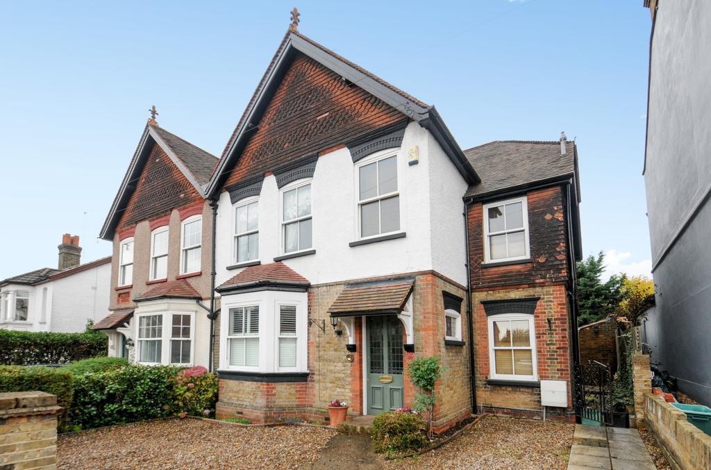4 Bedrooms Semi Detached House for sale in Moorfield Road Orpington BR6