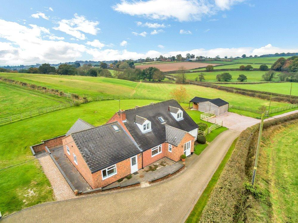 5 Bedrooms Detached House for sale in Abbots Bromley, Staffordshire