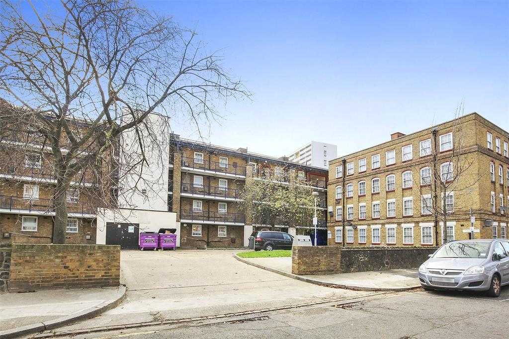 1 Bedroom Flat for sale in Sumner House, Watts Grove, London, E3