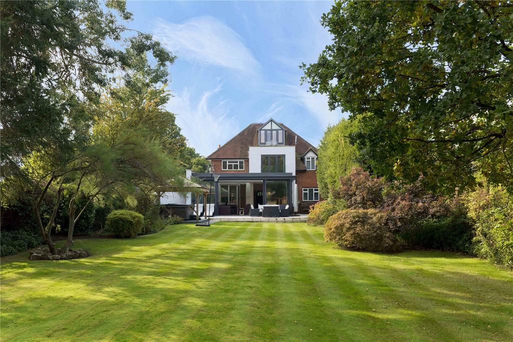 6 Bedrooms Detached House for sale in St. Marys Road, Long Ditton, Surbiton, Surrey, KT6