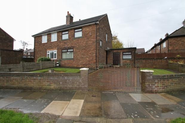 2 Bedrooms Semi Detached House for sale in Grange Road Ashton In Makerfield Wigan