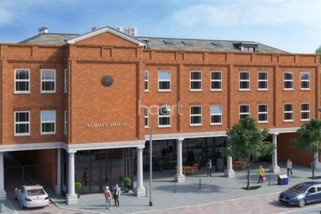 2 Bedrooms Flat for sale in Albion House, Bedford, MK40