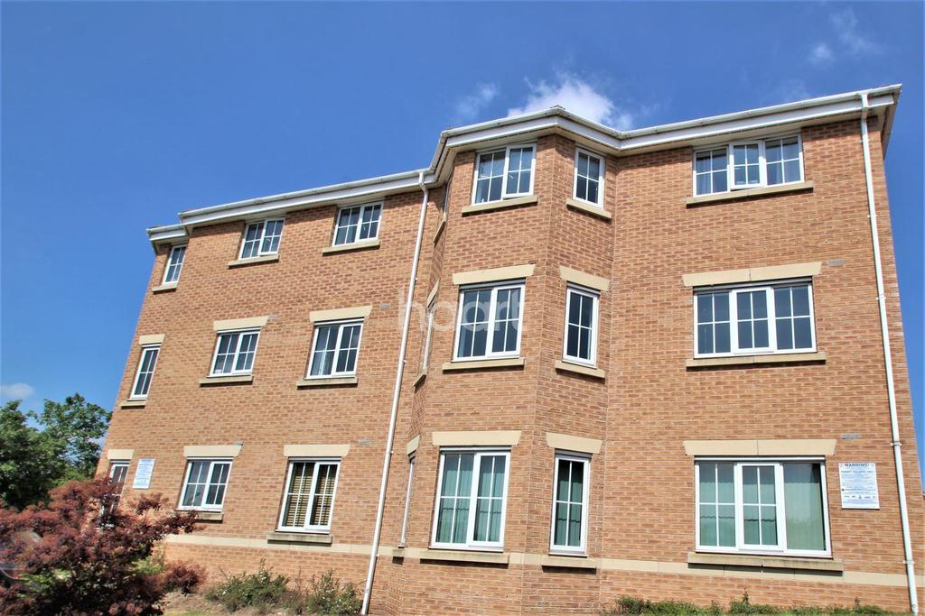 2 Bedrooms Flat for sale in Jenkinson Grove, Armthorpe, Doncaster