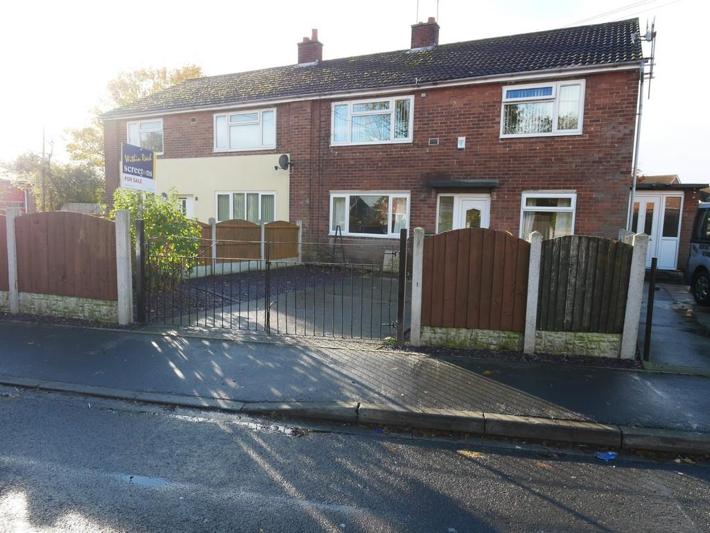 2 Bedrooms Ground Flat for sale in 3 Derwent Road, Howden