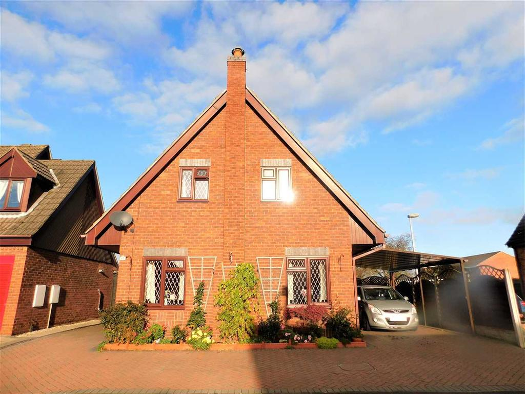 4 Bedrooms Detached House for sale in APPLEBY GARDENS, BROUGHTON, BRIGG