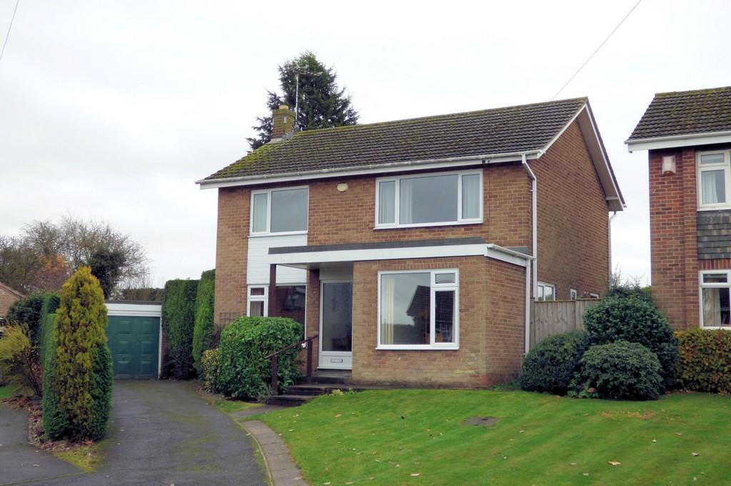 4 Bedrooms Detached House for sale in Twentylands, Rolleston-on-Dove