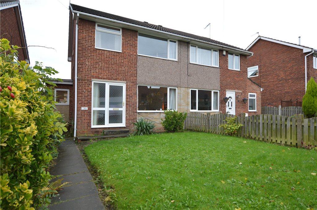 3 Bedrooms Semi Detached House for sale in Wide Lane, Morley, Leeds, West Yorkshire
