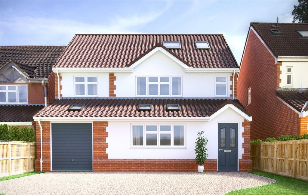 5 Bedrooms Detached House for sale in Park Walk, Purley on Thames, Reading, Berkshire, RG8