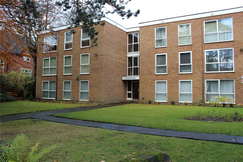 2 Bedrooms Apartment Flat for sale in Westminster Court, Bidston Road, Prenton, Merseyside, CH43