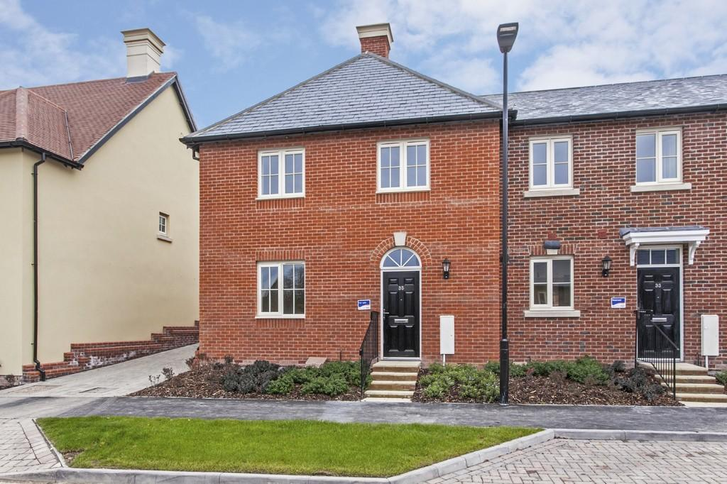 4 Bedrooms End Of Terrace House for sale in Pitt Road, Winchester, SO22