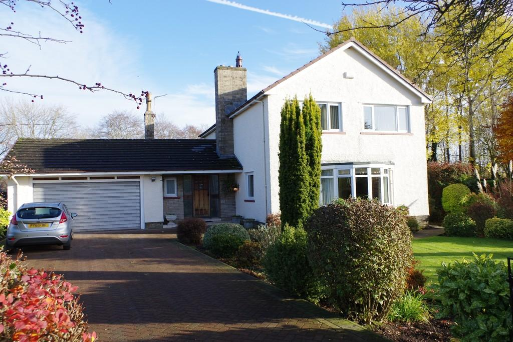4 Bedrooms Detached House for sale in Powdrake Crescent, Longtown
