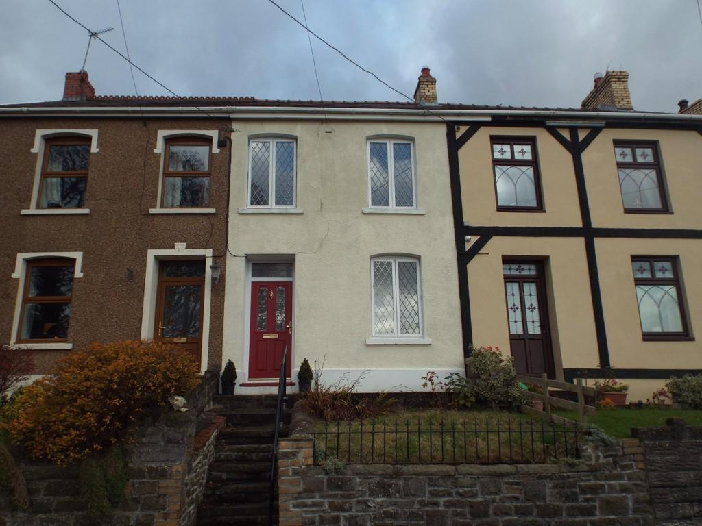 3 Bedrooms Terraced House for sale in Capel Seion Road, Pontyberem