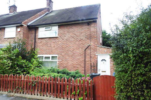 2 bedroom end of terrace house to rent - Tedworth Road, Bilton Grange, HU9