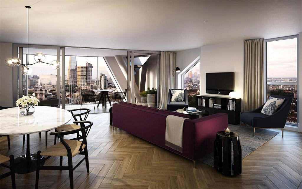 3 Bedrooms Flat for sale in Two Fifty One, Union Street, Southwark, London