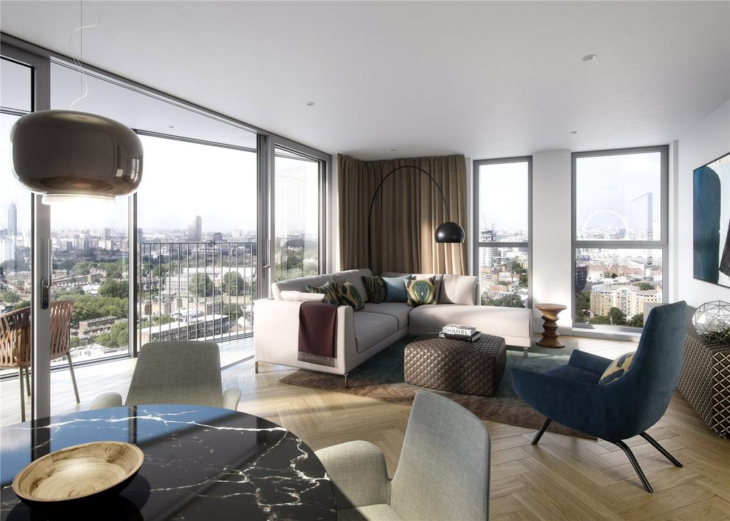 2 Bedrooms Flat for sale in Two Fifty One, Union Street, Southwark, London