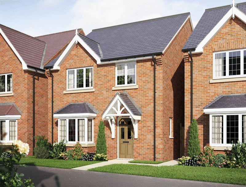 4 Bedrooms Detached House for sale in THE LULLINGTON, BRINDLEY PARK, CHELLASTON