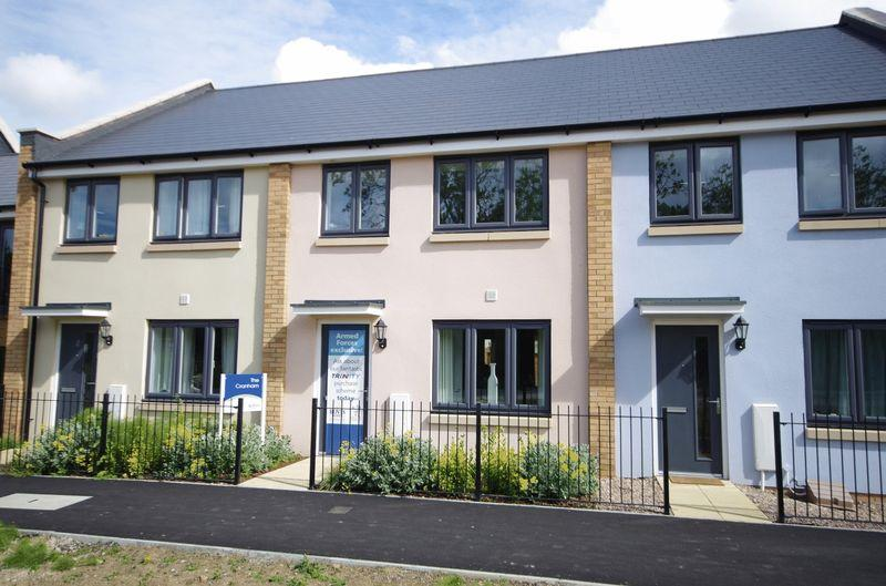 3 Bedrooms Terraced House for sale in New Homes, Charlton Hayes, Bristol