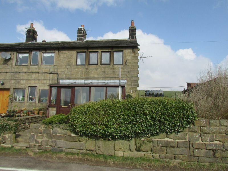 2 Bedrooms Terraced House for sale in Badger Lane, Blackshaw Head, Hebden Bridge