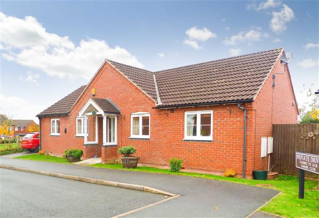3 Bedrooms Bungalow for sale in Barber Close, Oswestry, SY11