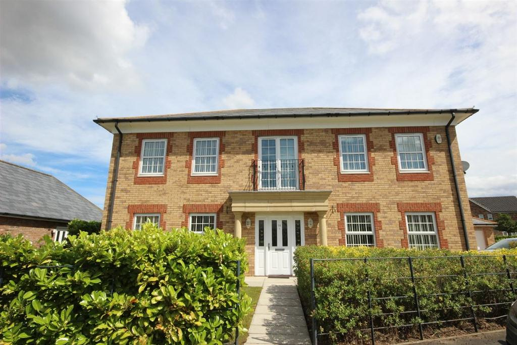 5 Bedrooms House for sale in Vane Close, Wynyard, Hartlepool