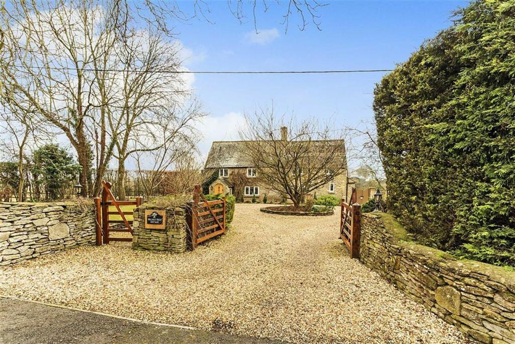 4 Bedrooms Detached House for sale in Walnut Tree Cottage, Charlton, Nr Malmesbury