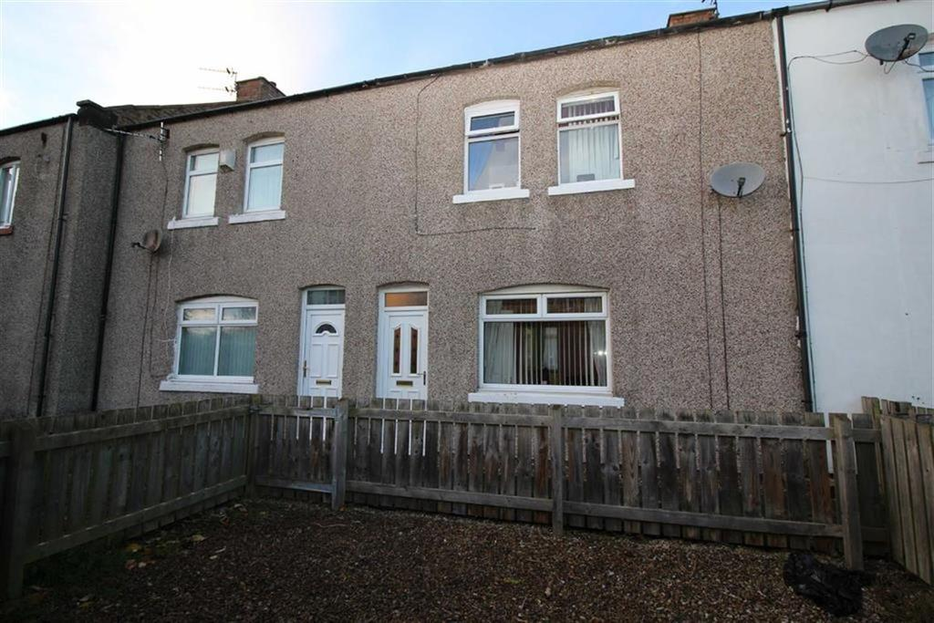 3 Bedrooms Terraced House for sale in Gloucester Street, New Hartley