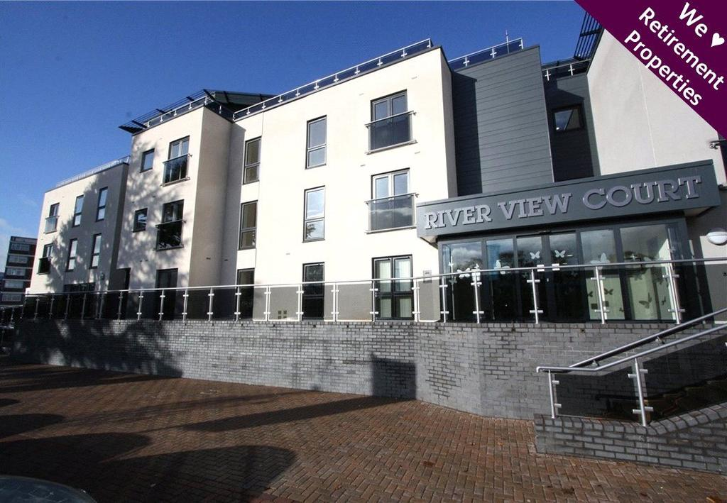 1 Bedroom Retirement Property for sale in River View Court, Wilford Lane, West Bridgford, NG2