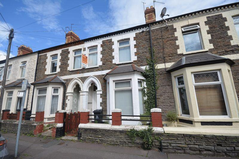3 Bedrooms Terraced House for sale in Donald Street, Roath, Cardiff