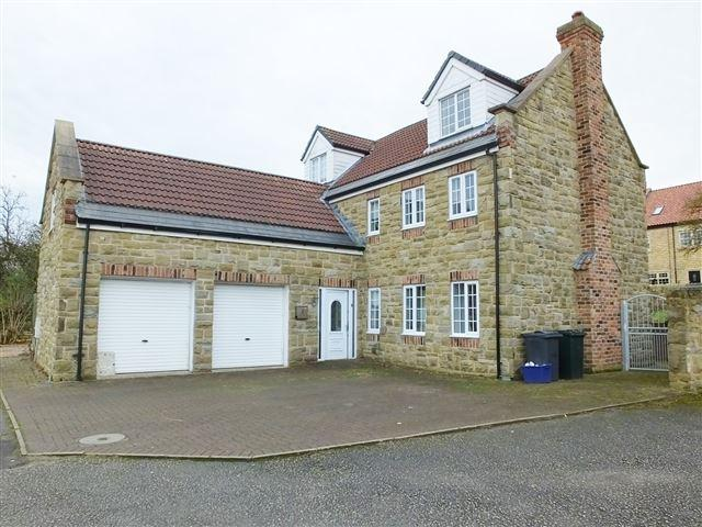 5 Bedrooms Detached House for sale in High Street, Laughton, Sheffield, S25 1YF