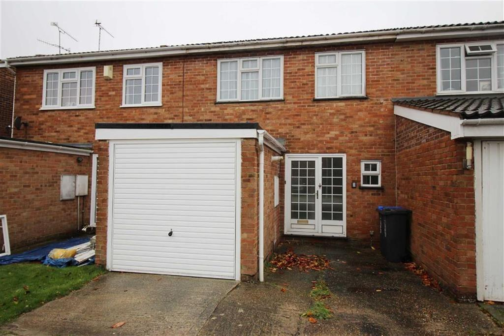 3 Bedrooms Terraced House for sale in Brisbane Close, Worthing, West Sussex