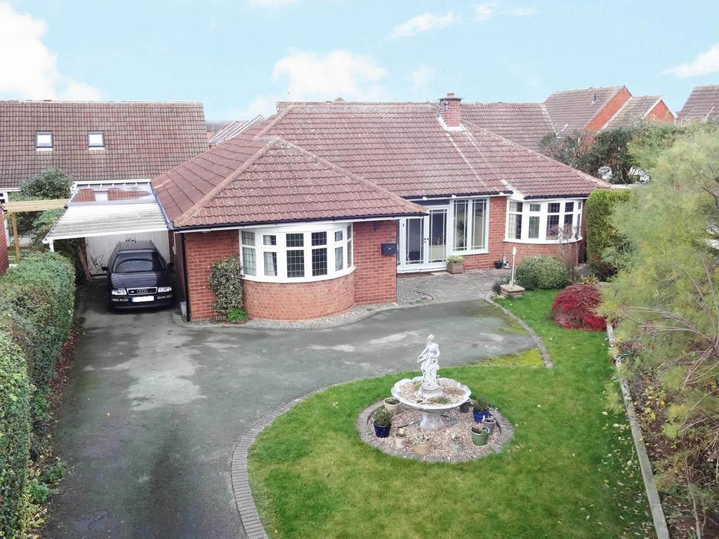 3 Bedrooms Detached Bungalow for sale in Banks Crescent, Bingham, Nottingham