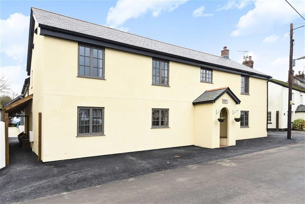 5 Bedrooms Detached House for sale in North Street, Sheepwash, Beaworthy, Devon, EX21