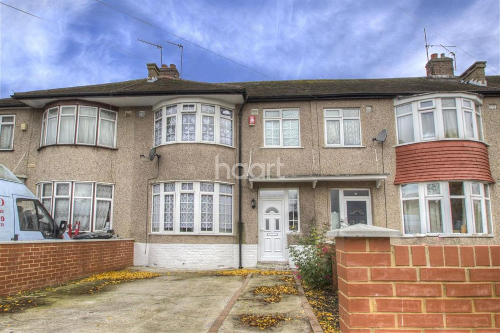 3 Bedrooms Terraced House for sale in Westbury Avenue, Southall