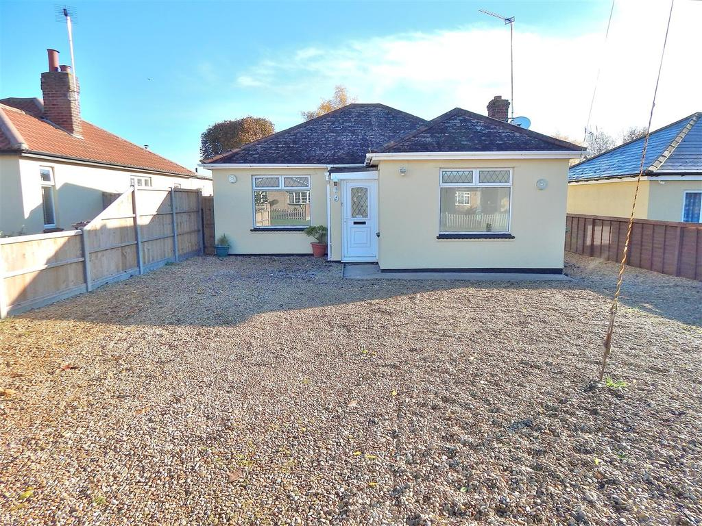 4 Bedrooms Detached Bungalow for sale in Orange Row, Terrington St. Clement, King's Lynn