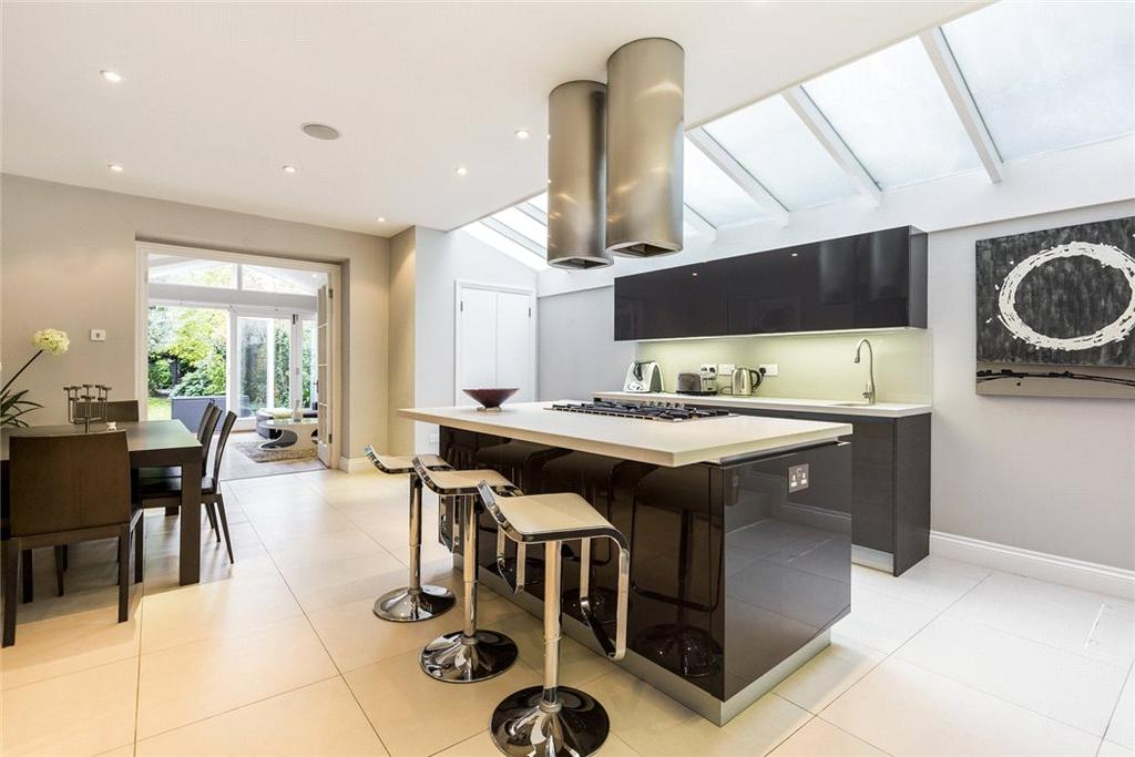 5 Bedrooms Terraced House for sale in Niton Street, Fulham, London, SW6