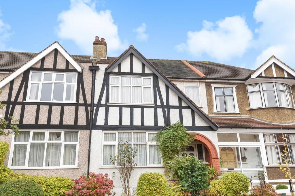 3 Bedrooms Terraced House for sale in Witham Road, Anerley, SE20