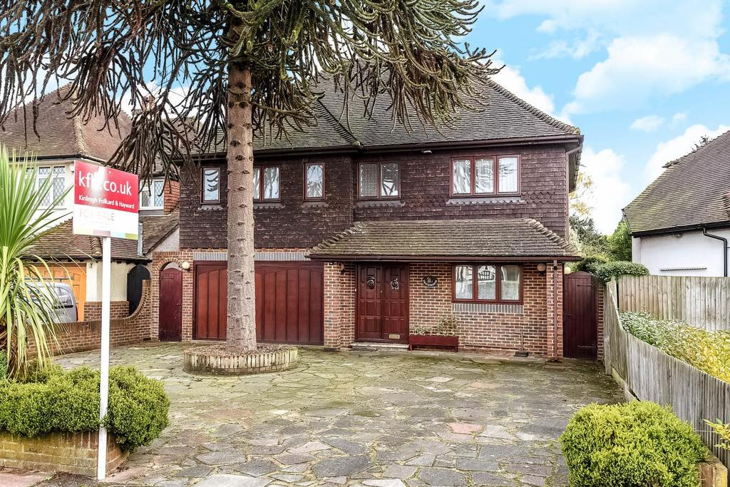 4 Bedrooms Detached House for sale in The Drive, West Wickham, BR4